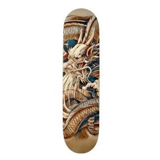 Urban Ninja Immortal Dragon Element Pro Park Deck Skateboard Deck