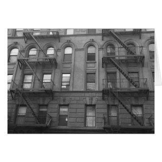 Urban Noir, card