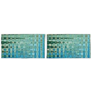 Urban Oasis Pair of Pillowcases by Artist CL Brown Pillowcase