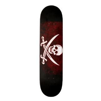 Urban Pirate Grunge Custom Pro Park Board Skateboard