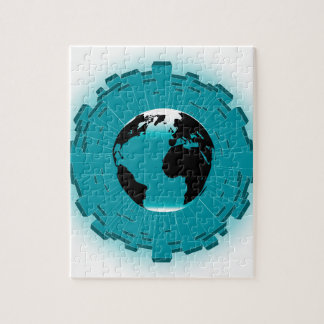 Urban Planet Earth Puzzles