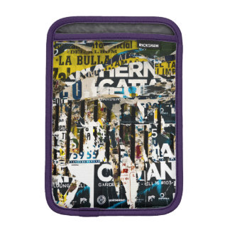 Urban Posters iPad Mini Sleeve