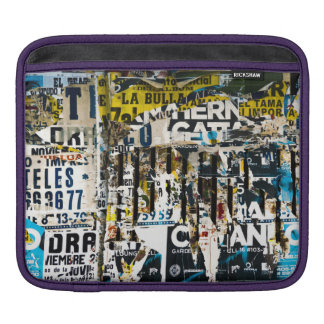 Urban Posters iPad Sleeve
