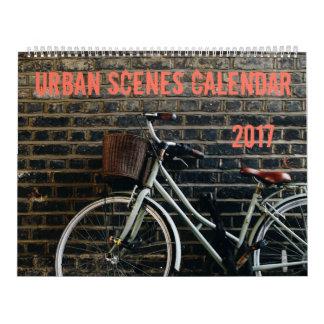 Urban Scenes Calendar