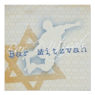 Urban Skater - Bar Mitzvah Invitation