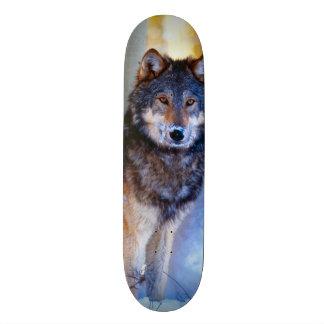 Urban Street Wolf King Custom Pro Park Board Skate Boards