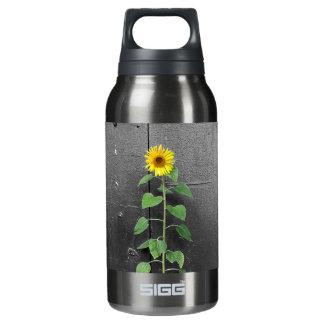 Urban Sunflower Insulated Water Bottle