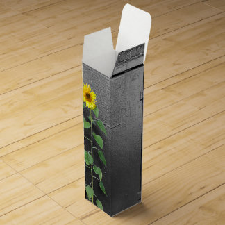 Urban Sunflower Wine Gift Boxes