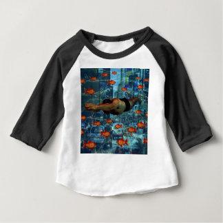 Urban swimmers baby T-Shirt