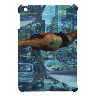 Urban swimmers iPad mini cases