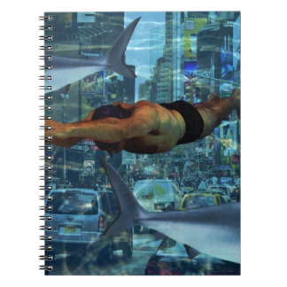 Urban swimmers note book