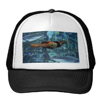 Urban swimmers trucker hat
