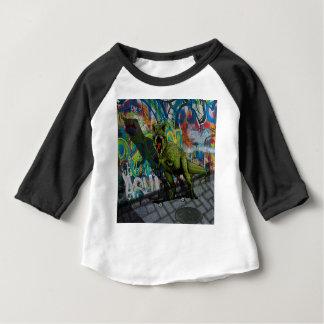 Urban T-Rex Baby T-Shirt