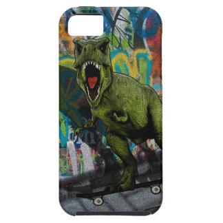 Urban T-Rex iPhone 5 Cases