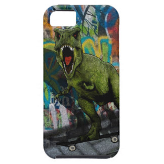 Urban T-Rex iPhone 5 Cover