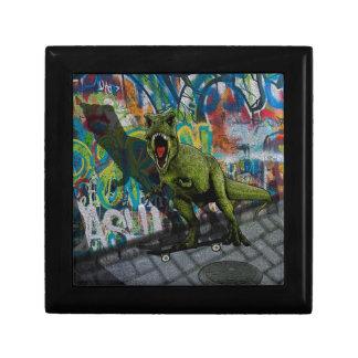 Urban T-Rex Jewelry Box