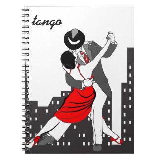 Urban tango notebook