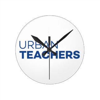Urban Teachers Clocks