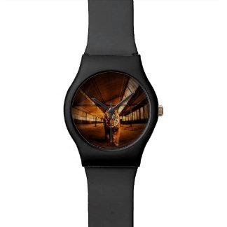 Urban tiger wristwatch