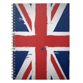 Urban United Kingdom Notebooks