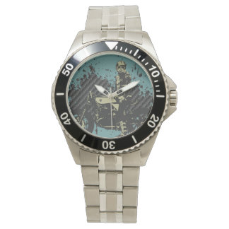 Urban Warrior Wrist Watch