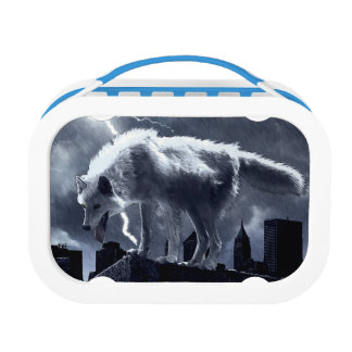 Urban Wolf Lunchboxes