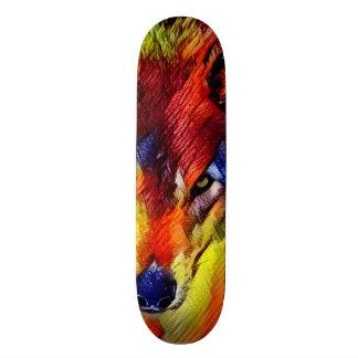 Urban Wolf Way Custom Artisan Pro Park Board Skateboard Deck