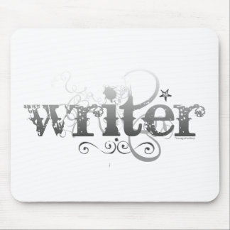 Urban Writer Mouse Pad