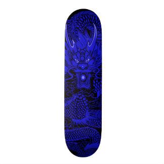 Urban Yakuza Boss Dragon Element Custom Pro Deck Skateboards