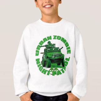 Urban Zombie Night Patrol Sweatshirt