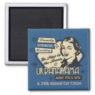 Urbanarama 2012 Festival Magnet