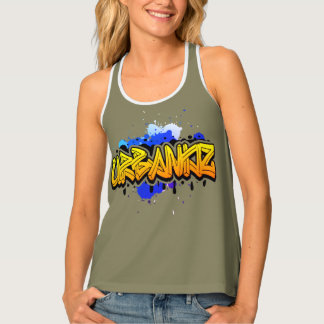 Urbankiz Girl Tank Top