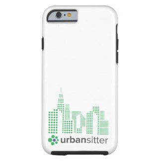 UrbanSitter iPhone 6/6s, Tough - White Tough iPhone 6 Case