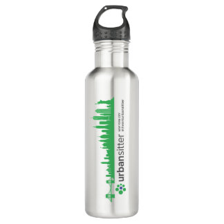 UrbanSitter NYC - Water bottle