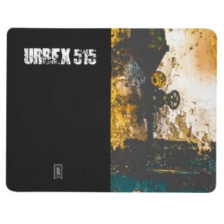 urbex 515 high contrast journal
