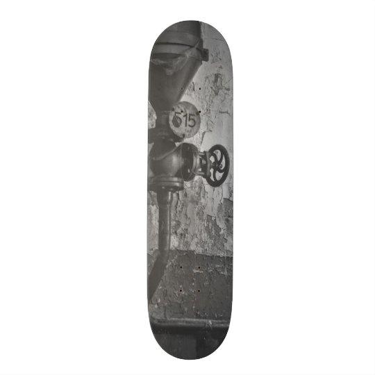 urbex 515 low contrast skate deck
