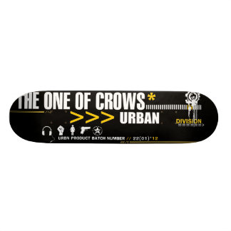 URBN-Division by TheOneOfCrows Skateboards