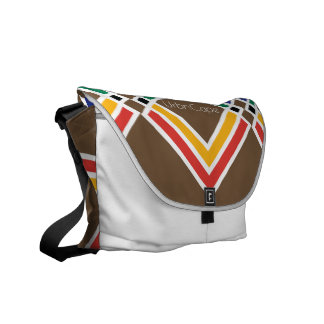 UrbnCape Africa-1 branded messenger bag