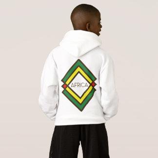 UrbnCape Africa-1 kids branded hoodie