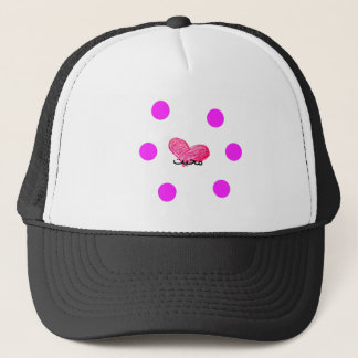 Urdu Language of Love Design Trucker Hat