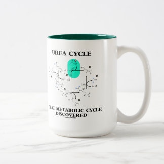 Urea Cycle First Metabolic Cycle Discovered Two-Tone Coffee Mug