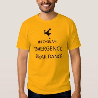 Urgence : Danse de coupure Tee Shirts