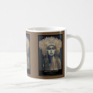 URGENCY of LIFE LARK CALDERON-GOMEZ Coffee Mug