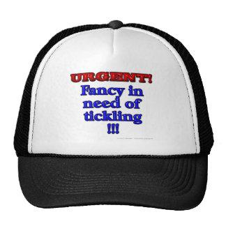 URGENT! Fancy in need of tickling!!! Trucker Hats
