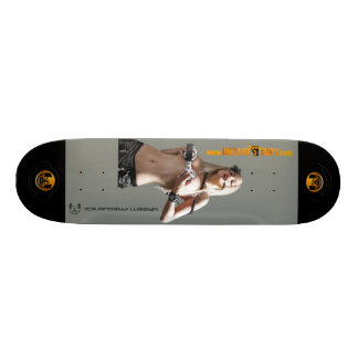 Urgent Frequency Skate Board