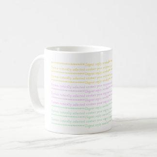 urgentXreply Coffee Mug