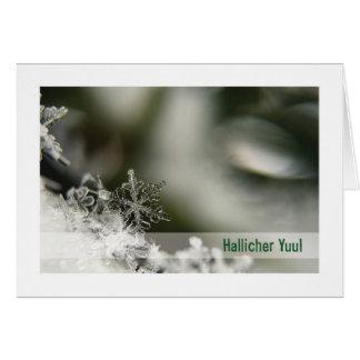 Urglaawe Yuul Card :: Crystals