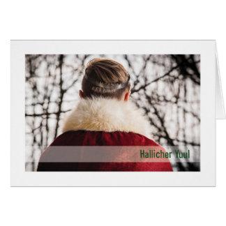 Urglaawe Yuul Card :: Winter King (DEI)