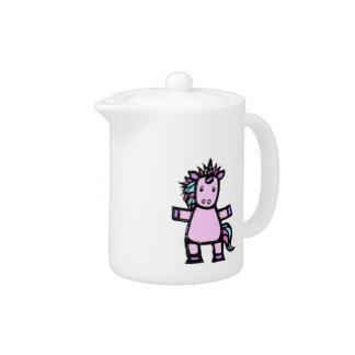 uri the unicorn teapot