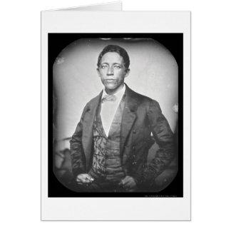Urias A. McGill Daguerreotype 1854 Card